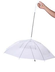cão / gato guarda-chuva com trela