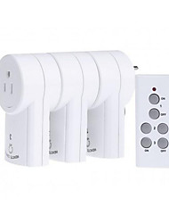 Industrial Supplies Wireless Smart Home Remote Control Switch Socket