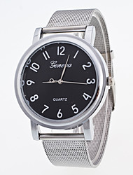 New Arrival Foreign Trade Popular Simple Girl Stainless Steel Fashion Watch Wholesale