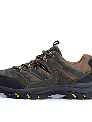 Camssoo Men's Hiking Mountaineer Shoes Spring / Summer / Autumn / Winter Damping / Wearable Shoes Gray 46-47