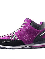 Camssoo Women's Hiking Mountaineer Shoes Spring / Summer / Autumn / Winter Damping / Wearable Shoes Purple / Rose Pink