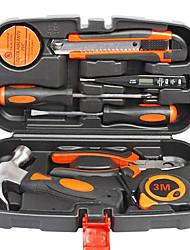 Manual Hardware Tool Set Woodworking Electric Tool Home Kit Combined Repair Tool