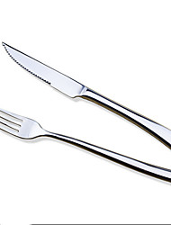 Cutlery Set Stainless steel Tableware Steak Knife and Fork West Tableware Steak Knife Forks