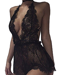 Women Lace Lingerie Nightwear,Lace