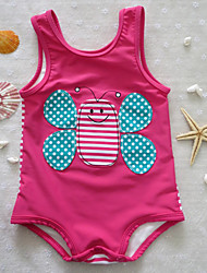 Baby's Cartoon One Piece swimsuit(0-2 years olds)