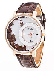 New Arrival Foreign Trade Popular Crystal Leather Watch Wholesale
