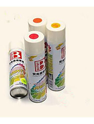 Cars From Painting Graffiti Motorcycle Electric Bicycle Hub Wall Painting Silver Spray Paint