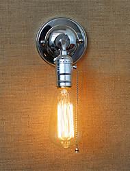 retro americano luzes de parede em estilo country com um pull interruptor restaurante café bares bar varanda mesa corredor enviar uma