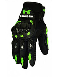 Motorcycle Gloves Full Finger Slip UV Breathable Wear Shock