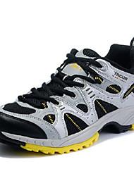 Беговая обувь Черный / Серебристый Обувь Мужской Тюль