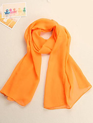 Женский, модный, шифоновый шарф