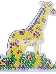 1PCS Template Clear Perler Beads Pegboard Giraffe Pattern for 5mm Hama Beads Fuse Beads