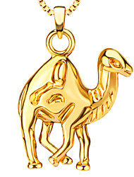 Pendentifs Métallique Animal Shape or 20