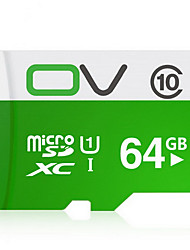 Ov 64 Gb Memory Card 16 Gb Tf Card High-Speed Memory Card C10 Vehicle Traveling Data Recorder