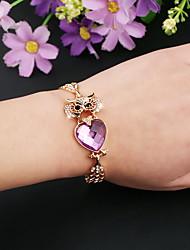 Full Bracelet Owl Bracelet Christmas Gifts