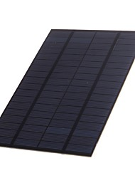 4W 18V PET Laminated Polycrystalline Silicon Solar Panel Solar Cell for DIY (SW4018)