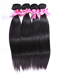 Brazilian Virgin Hair 4 bundles Brazilian Body Wave Hair Cheap Human Hair Extension 100% Human Hair