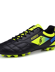 Men's Shoes Synthetic Athletic Shoes Soccer Lacing Green / Black / Blue / Red