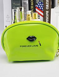 Women PVC Casual Cosmetic Bag