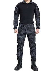 Women's / Men's / Unisex Sport Tops / Camouflage Frog Suits / T-shirt / Pants / ShirtBreathable / Quick Dry / Wearable /