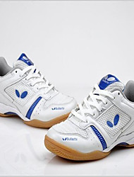 Unisex Athletic Shoes Comfort Polyester Tulle Spring Summer Fall Badminton Tennis Comfort Ruby Blue