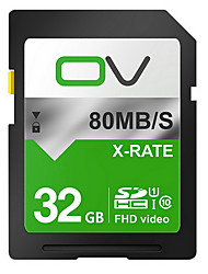 ov SD-Karte 32 GB Speicherkarte c10 slr Digitalkameras High-Speed-Speicher Audi A4 / 6 On-Board-Flash-Speicherkarten