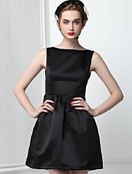 Pour My Fair Lady® Femme V Profond Sans Manches Au dessus des genoux Robes-1202003