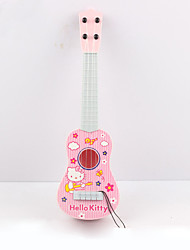 Music Toy Plastic Pink / Orange Leisure Hobby Music Toy