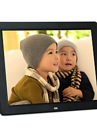 12 inch Digital Picture Frame 800*600 USB 2.0 with Clock/Music&Movie Play Support 14 Country Languages