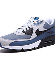 Nike Air Max 90 Men's Shoe Sneakers Athletic Running Shoes Grey White Black Blue