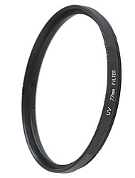 Emoblitz 77mm UV Ultra-Violet Protector Lens Filter Black