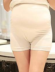 Maternity Street chic Shorts Pants,Cotton / Spandex Micro-elastic