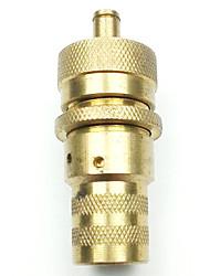 desierto de la válvula del neumático del casquillo de válvula de alivio de presión de gas boquilla