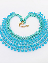 Fashion Bohemian Style Beads Necklace