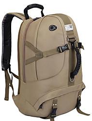 55 L sac à dos Camping & Randonnée Extérieur Multifonctionnel Rouge / Gris / Kaki / Noir / Bleu / Camouflage Nylon Other