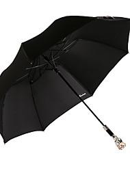 guarda-chuva guarda-chuva aberto vezes protetor solar dobra 2016 manual de venda quente com cristal vermelho