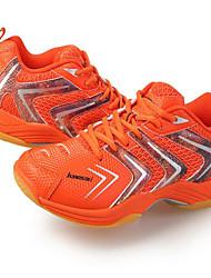 Men's Sneakers Tulle Athletic Low Heel Lace-up Blue / Orange Tennis