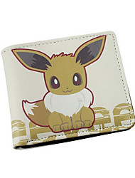 Pokemon wallet Cartoon image PU wallet