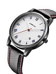 Leisure Men's Watch Sports Business Calendar Waterproof Quartz Fashion Watch