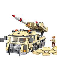 Cogo militaire reeks bouwstenen-mobile sam-436 stuks