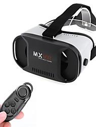 mx vr Virtual Reality 3D-Brille mit Fernbedienung schnelle Wärmeableitung für 4 - 6-Zoll-Smartphone 90 Grad FOV