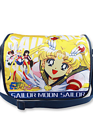 Bag Inspired by Sailor Moon Cosplay Anime Cosplay Accessories Bag / Backpack Black Nylon Male / Female