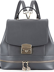Stiya Fashion Top Grade Genuine Leather Fit for Many Occasions Lady Handiness Backpack
