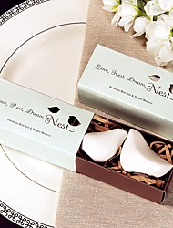 Beter Gifts® Recipient Gifts Love Birds Salt and Pepper Shakers Wedding Presents, Practical Kitchen Favors