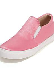 FemininoConforto-Rasteiro-Preto / Rosa-Materiais Customizados-Ar-Livre / Casual / Para Esporte