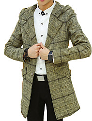 The new/man/fashion/coat/business/leisure/suit/woolen cloth/coat/jacket/trend SLS-YF-X9822