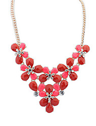 The New Butterfly Flower Necklace Bohemia
