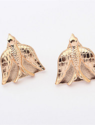 Swallow Personality Metal Brooch Fine Jewelry Clothes