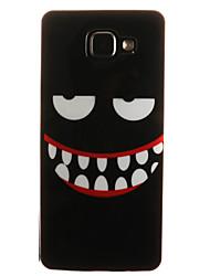 For Samsung Galaxy Case IMD / Pattern Case Back Cover Case Cartoon Soft TPU Samsung A7(2016) / A5(2016) / A3(2016) / A5 / A3