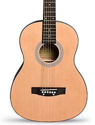 lille guitar brun burst string musikinstrument tilfælde